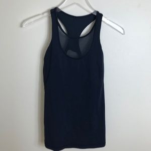 Lululemon Mesh Tank with Me tank top size 6 2222